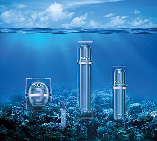 S.E.A. - Морская система для обновления стволовых клеток